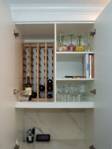 kitchens, Vanities, Closets, wall units, desks, laundry cabinets
