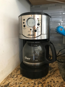 Oster Coffee Maker.