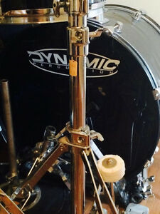Dynamic 5 piece drum set