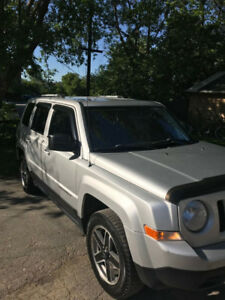 2012 Jeep Patriot, 4x4, Extra Clean