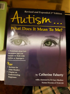 Autism what does it mean to me- book