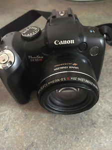 canon rebel power shot sx10is