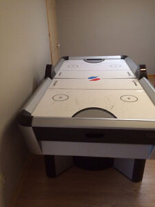 Air Hockey and soccer Tables for trade !