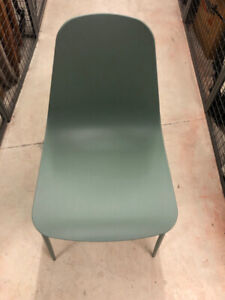 6 X Svelti Green Chairs from Article