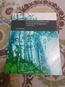 Chemistry & Materials Science for Engineers York University