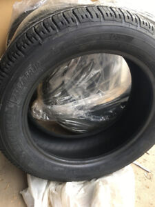 Michelin 235/55r19: Perfect condition, msrp is $255+ for $125