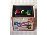 Juggling balls new