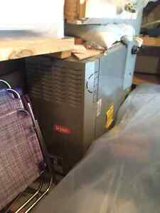 Used Bryant Furnace and Bradford-White Hot Water Tank 4 Sale