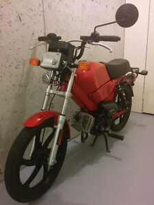 Tomos LX Moped