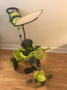Lil Tikes 3-in-1 Trike w/ Discoversounds Dashboard (barely used)