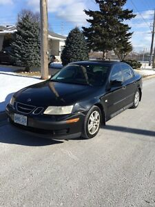 2005 Saab 93 Turbo for cheap
