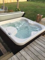 Hot Spa hot tub