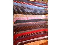 22 Men's ties