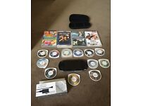 Sony psp 3003 with loads of extras