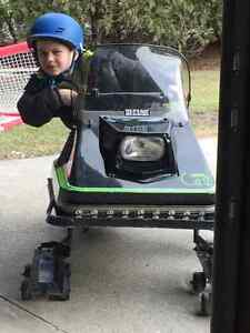 Arctic Cat Kitty Cat snowmobile FOR SALE