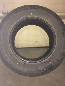 2 Michelin Tires Stratford Kitchener Area image 1