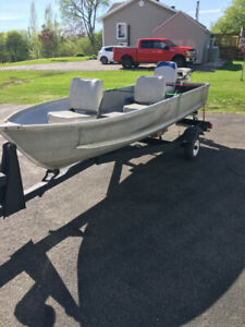 12'Fishing Boat Package