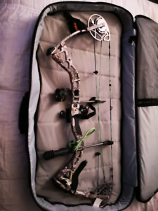 Compound bow by bowtech