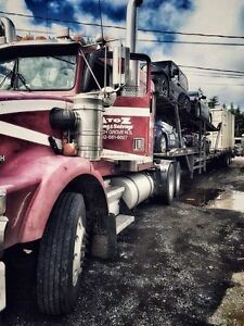 Shipping vehicles to and from Alberta to NB, NS & NFLD