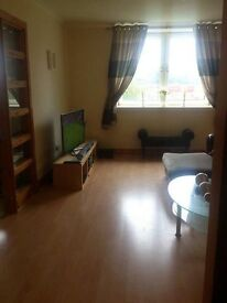 Large 2 Bedroom Furnished Flat, Main Door Entrance