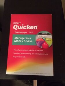 Quicken Cash Manager 2015