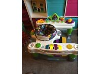 Fisher Price Step 'n Play Piano Activity Centre