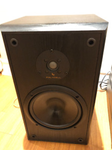 Infinity Reference Speakers & Kenwood Stereo system