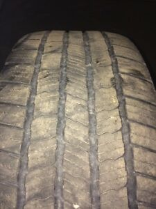 2 Michelin Tires Stratford Kitchener Area image 3