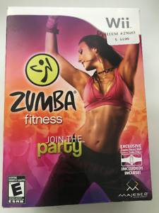 Zumba Fitness Wii Game