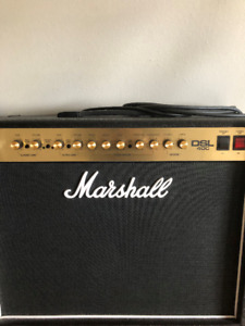MARSHALL DSL40C FOR SALE $650.00(2YRS)
