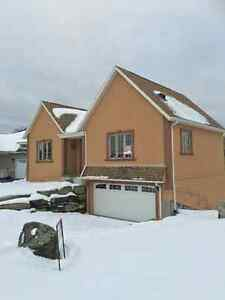 NEW UNFINISHED HOME 4 SALE IN PARRY SOUND 3 BEDRMS 3 BATHS @239K
