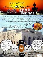 Isra and Miraaj Program Brampton