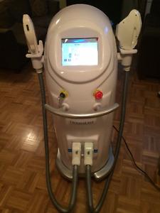 Nu Body Equipment - DermaLase IPL Machine