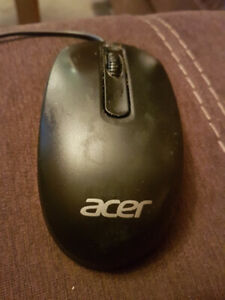 ACER WIRED MOUSE IN GREAT WORKING ORDER