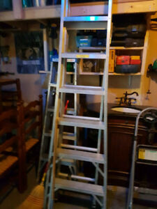 7 Extention Ladders for Sale $100 Each or Best Offer