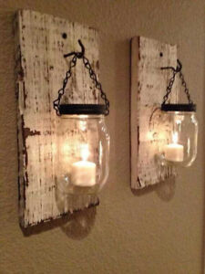 Rustic outdoor home goods