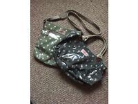 2x Cath kidston bags