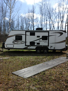 2013 SURVEYOR SP240 24 FT CAMPER TRAILER FOR SALE