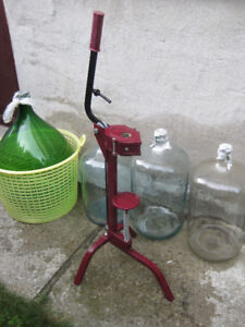Complete Wine making equipment