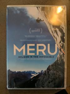 Meru movie dvd