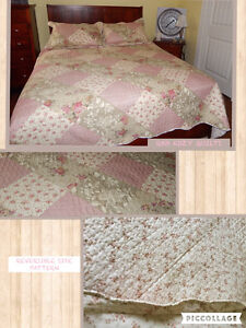 Brand new Beautiful Quilt sets !! RKB KOZY QUILTS