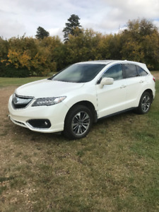 2017 Acura RDX Elite Package AWD