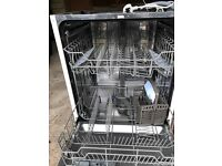 Full size integrated Kenwood dishwasher for sale in Gloucester