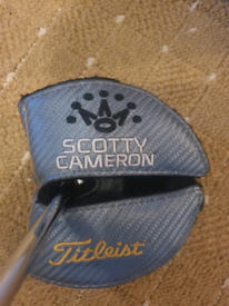 Scotty Cameron 5s 34 inch putter