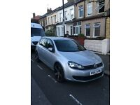 VW Golf Match Extra 1,6 TDI 62 plate !Low mileage! Not Audi BMW Mercedes Ford