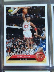 2, 92-93 MCDONALD'S BASKETBALL CHICAGO BULLS SETS Incl. JORDAN