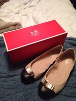 New with box Coach shoes size 9.5