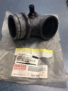 NOS Yamaha Air Cleaner Joint / XV Edmonton Edmonton Area image 1