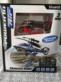 Remote Control Helicopter Red - Brand New in Box