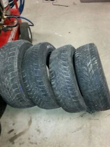 4 Tire Hiver Good Year 195/65r15